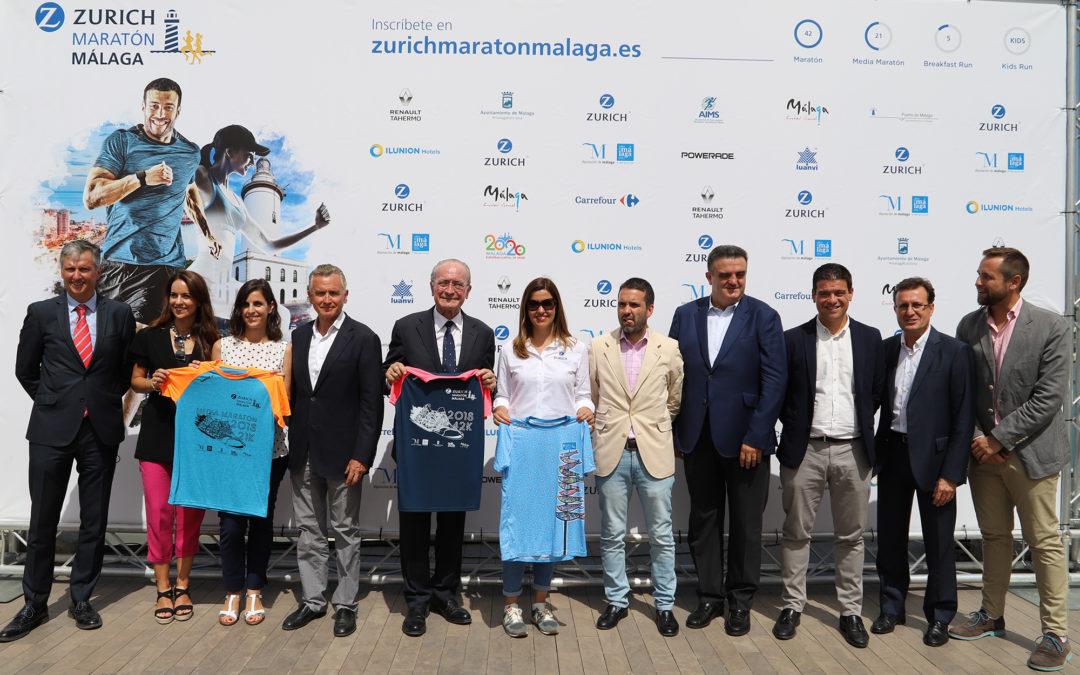 El Zurich Maratón de Málaga también tendrá medio maratón