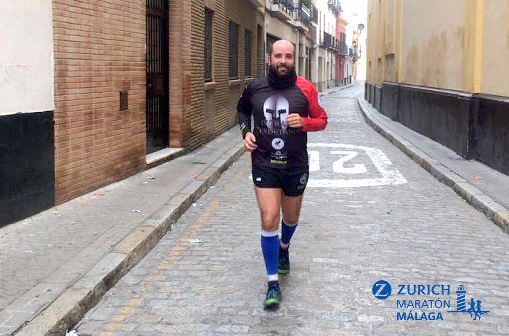 """""""Correr un maratón es algo que no se puede explicar con palabras, pero te hace sentir mucho más fuerte y superar obstáculos"""""""