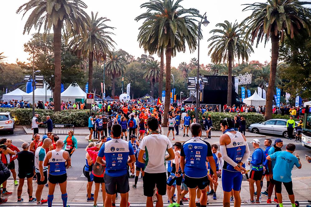Las ventajas de correr un maratón en diciembre