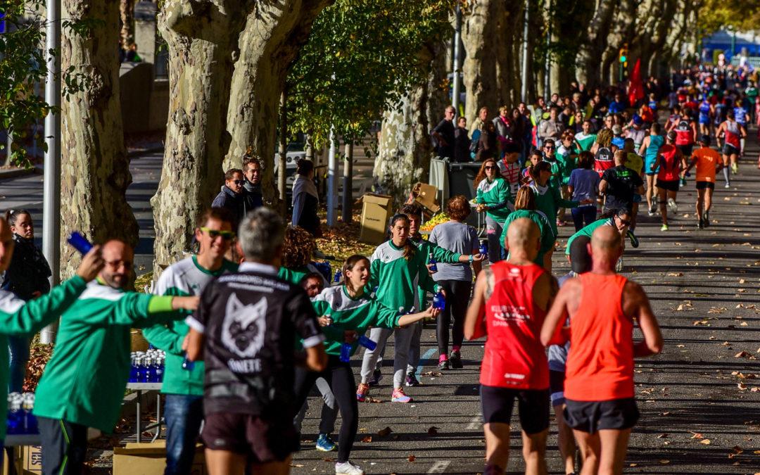 La sostenibilidad del Zurich Maratón de Málaga