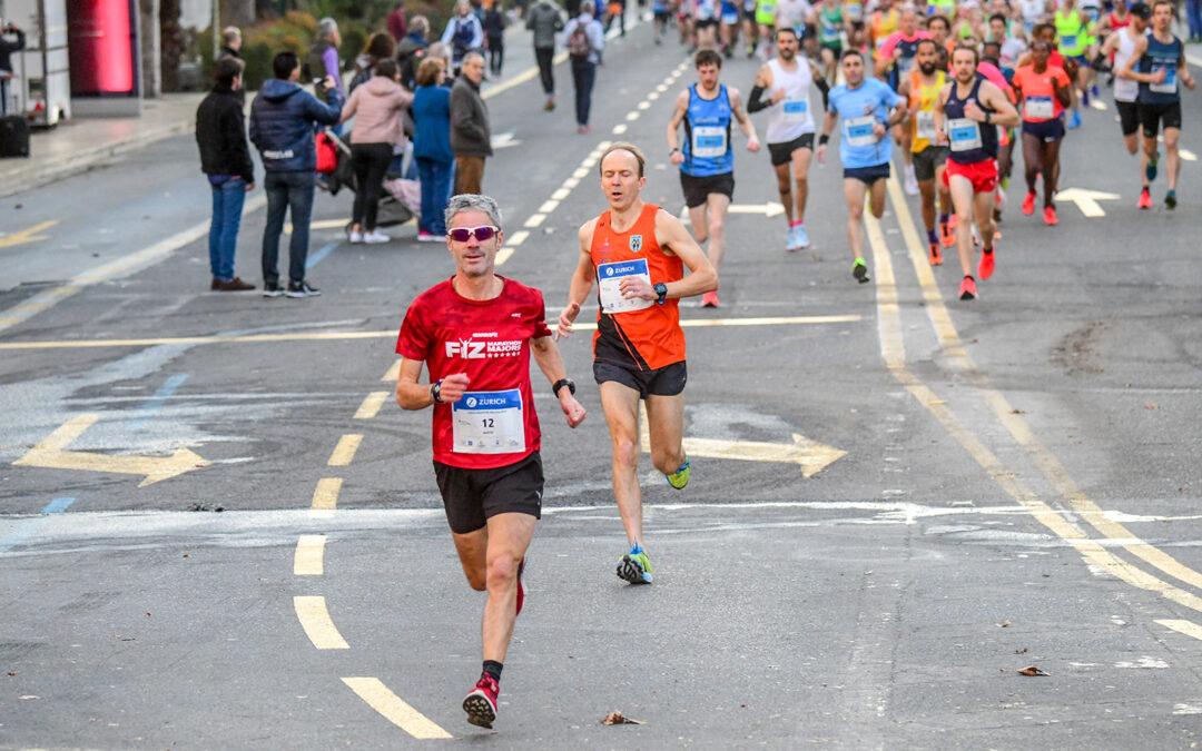 Los 4 consejos de Martín Fiz para entrenar maratón en verano