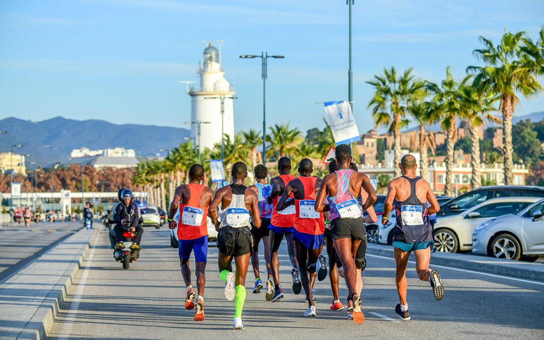 ¿Cuáles son las condiciones para convertirse en una prueba IAAF Label Road Race?